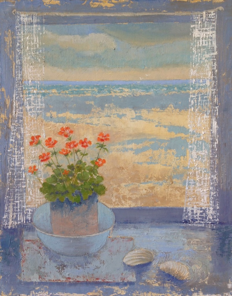 Beach Hut Window 11