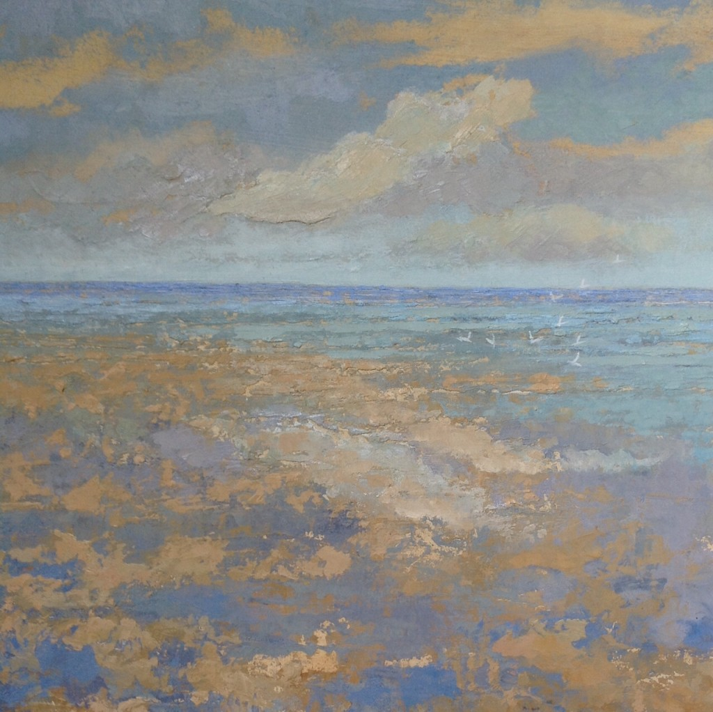Winter Light 43x43 cm
